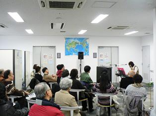 【2月19日(日) 14:00~15:00】是方貴美子 ウィンターミニコンサート