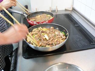 【3月9日(金) 10:00~13:00】韓国料理を作ってみよう!